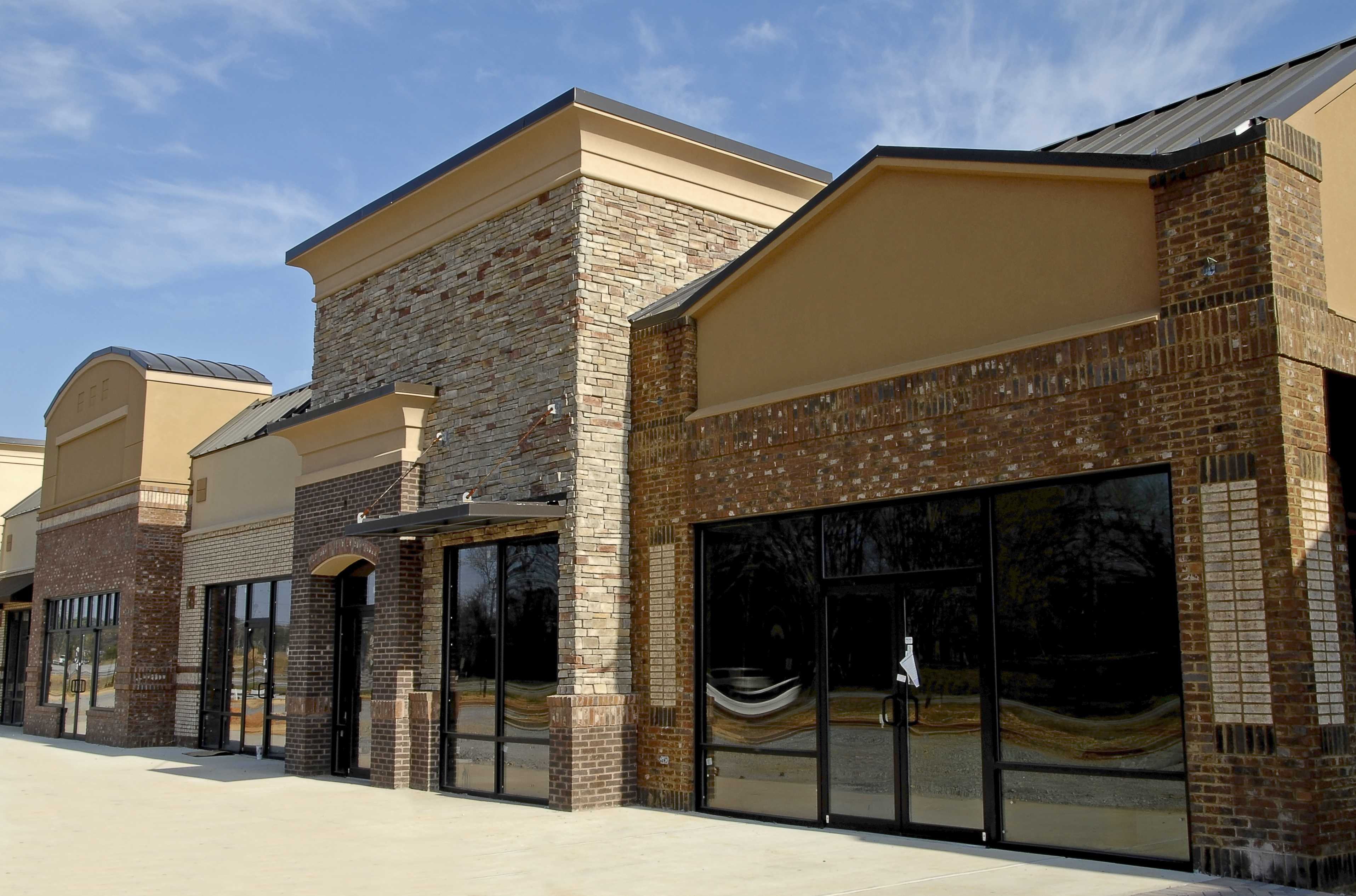 commercial glass and storefront glass avondale replacement